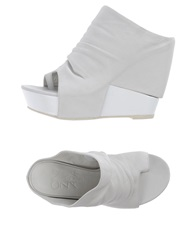 Cinzia Araia Sandals White