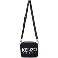 Kenzo Black Kombo Camera Bag