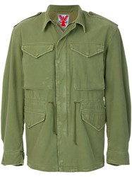 Adaptation Surplus Field Jacket Green