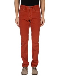 Bowery Casual Pants Brown