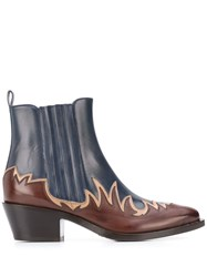 Sartore Western Ankle Boots 60