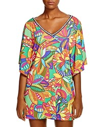Trina Turk Montezuma Tunic Swim Cover Up