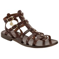 Alice By Temperley Somerset By Alice Temperley Lyng Gladiator Sandals Brown