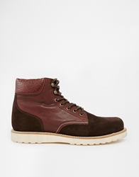 Selected Homme Rolf Boots Brown