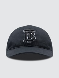 Burberry Monogram Motif Baseball Cap Black