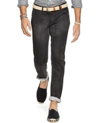 Polo Ralph Lauren Slim Fit Panther Black Wash Stretch Jeans