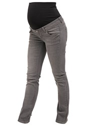 Noppies Kim Straight Leg Jeans Grey Denim