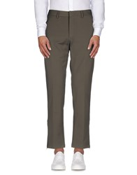 Prada Trousers Casual Trousers Men Military Green