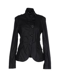 Dek'her Coats And Jackets Jackets Women Black