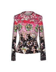 Mary Katrantzou Suits And Jackets Blazers Women Fuchsia