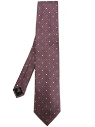 Pal Zileri Dots Tie Pink Purple
