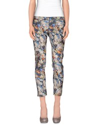 Denny Rose Trousers Casual Trousers Women Pastel Blue