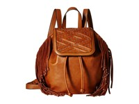 French Connection Cassidy Large Backpack Nutmeg Mini Grain Pu Backpack Bags Brown