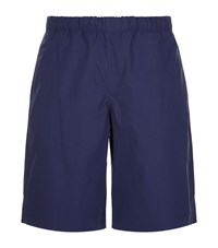 Paul Smith Ps By Elasticated Shorts Male Navy