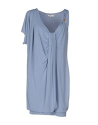 Kocca Dresses Short Dresses Women Sky Blue
