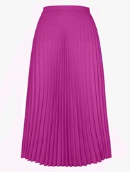 Hotsquash Skirt With Clevertech Purple