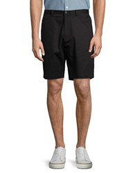 Calvin Klein Stretch Cotton Shorts Black