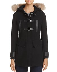 Marc New York Amy Coat Black