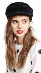 Janessa Leone Mattie Fisherman Hat Black