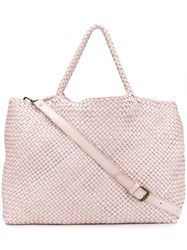 Officine Creative Class Tote Pink