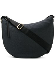 Borbonese Classic Shoulder Bag Grey