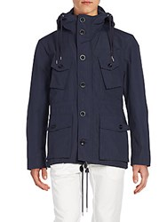Gant Four Pocket Jacket Blue