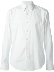 Theory 'Sylvain' Shirt White