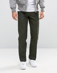 Dickies 873 Work Pant Straight Chino Olive Green