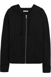 James Perse Vintage Supima Cotton Jersey Hooded Sweatshirt