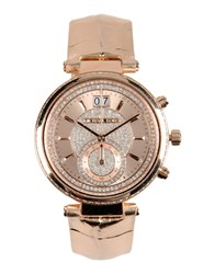 Michael Kors Timepieces Wrist Watches Women Copper