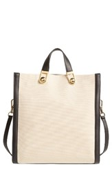 Louise Et Cie Alise Woven Tote