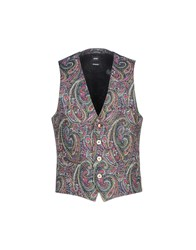 Officina 36 Suits And Jackets Waistcoats