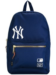 Herschel Supply Co. Ny Backpack Blue