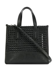 Corto Moltedo Small Shopper Tote Black