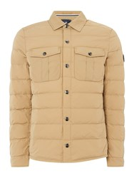 Puffa Men's Foster Jacket Beige