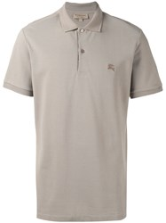 Burberry Classic Polo Top Brown