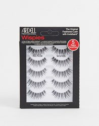 Ardell Lashes Multipack Wispies X5 Black