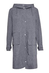 Great Plains Paige Parka Jacket Grey
