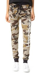 Happiness Sweatpants Camoflage