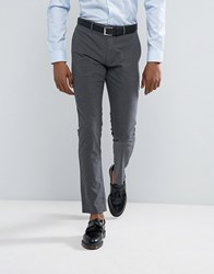 Selected Homme Tapered Fit Pants Gray