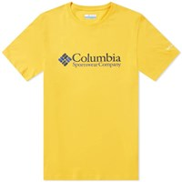 Columbia North Cascades Tee Yellow