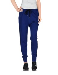 Markus Lupfer Trousers Casual Trousers Women Blue