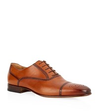Stemar Jesola Leather Penny Loafer Male