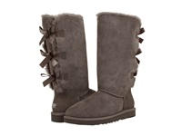 Ugg Bailey Bow Tall Grey Women's Boots Gray