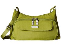Baggallini Everyday Bagg Cactus Cross Body Handbags Green