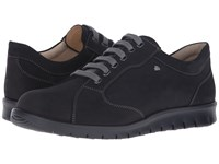 Finn Comfort Chennai Black Men's Shoes