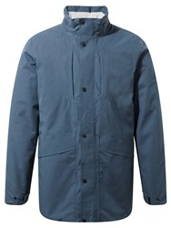 Craghoppers Men's Axel Waterproof Jacket Blue