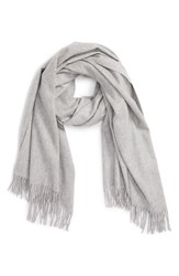 Nordstrom Women's Collection Oversize Cashmere Wrap