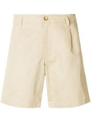 A.P.C. Chino Shorts Nude And Neutrals