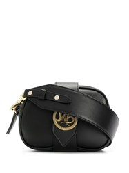 Just Cavalli Dragon Buckle Shoulder Bag 60